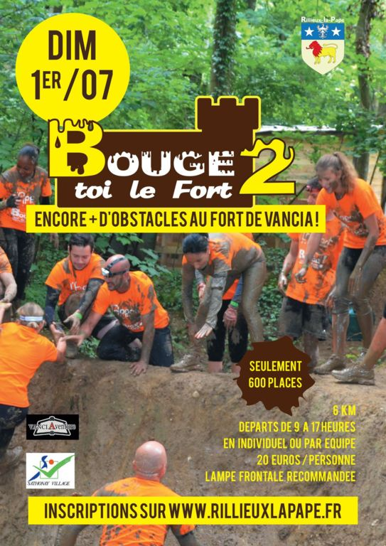 Bouge toi le fort